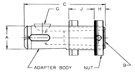 Adjustable Adapter Assembly