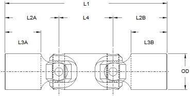 Double Universal Joint Diagram