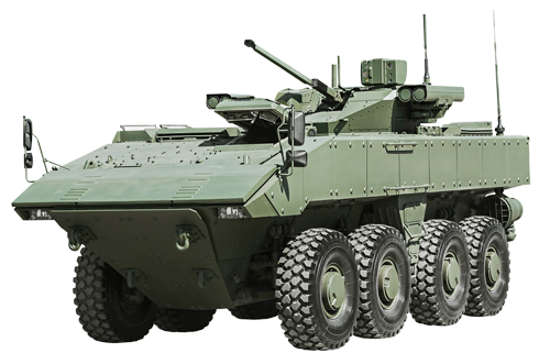 Armored fighting vehicle