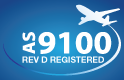 AS9100D-Belden-Logo