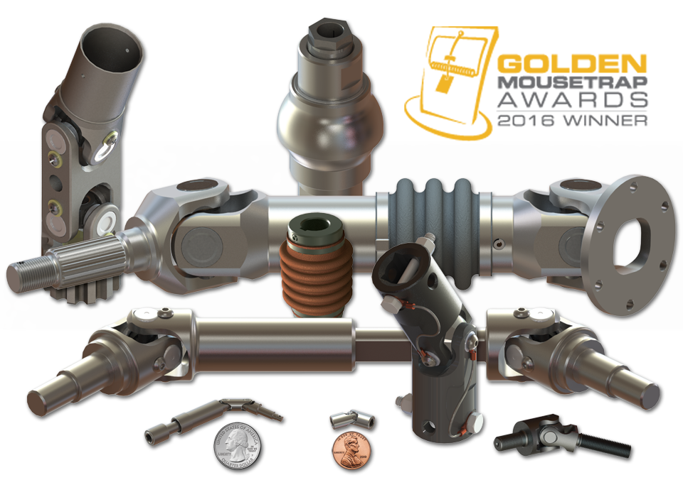 Custom Precision Universal Joints | Belden Universal Joints