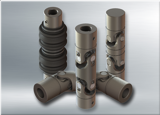 Double Universal Joints | Belden Universal Joints